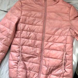 Fashion nova bubble jacket
